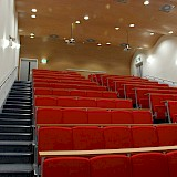 Queen Mary University Lecture Theatre