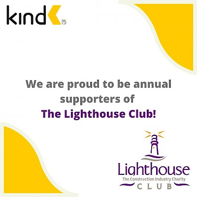 Annual Supporters of The Lighthouse Club image